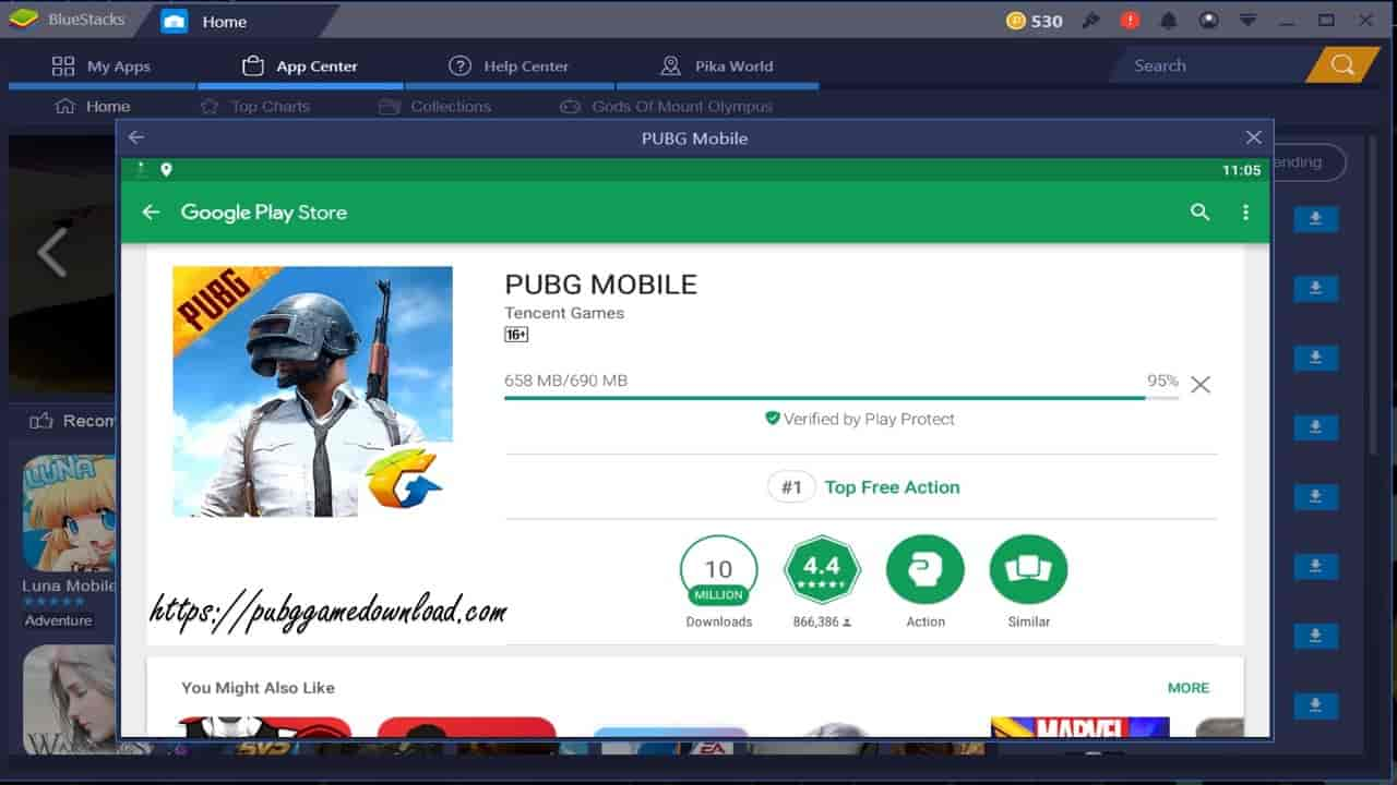 Free Download PUBG Game For PC Windows 7/8/10 - PUBG Free