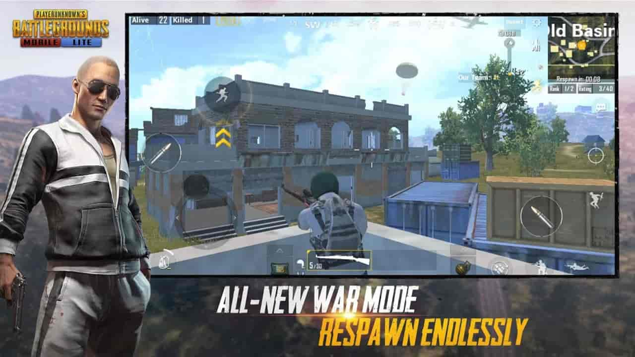 PUBG MOBILE LITE For PC Free Download Windows 7/8/10 - PUBG