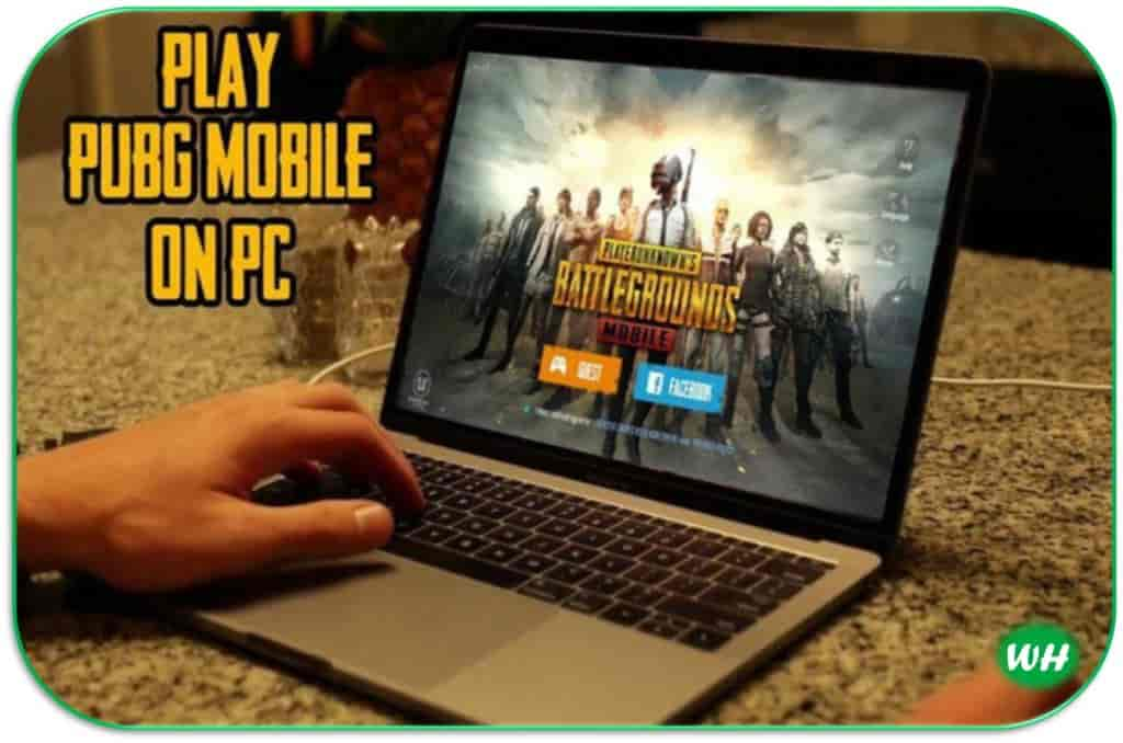 can i play pubg mobile on my laptop